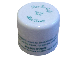 Bee So Soft Skin Creme, 0.25 Oz. Net Wt.