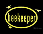 Vinyl Bee Decal (Beekeeper)