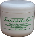 Bee So Soft Skin Creme, 4 Oz. Net Wt.
