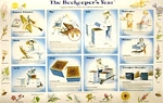 Wall Chart of Beekeepers Year