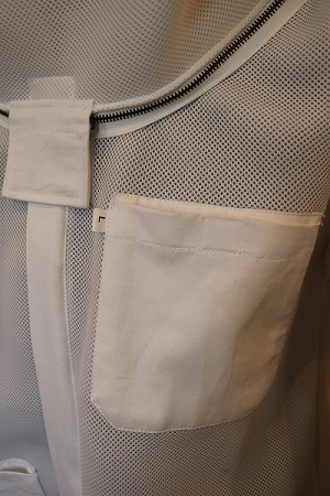 Ultra Breeze Ventilated Fencing Sytle Jacket