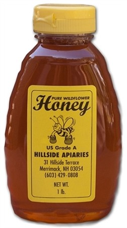 All-natural Honey, Container (1 lb) / 16 0z.