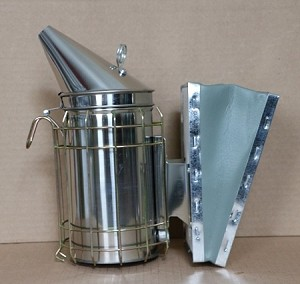 "Beehive Smoker - 7"" with Heat Shield"